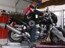 Honda CB1300 (2005) Bikeporn, Dynorun von PS-Treff