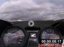 Honda CB 1300 S 100-200 km/h - kurzer Beschleunigungstest