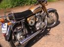 Honda CB 250 K3 restauriert - Top!