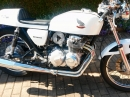 Honda CB 400 Four Supersport als Cafe Racer