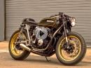 Honda CB 750 Cafe Racer von Cognito Moto - Perfekt Retro vs Moderne