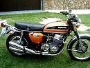 Honda CB 750 Four 1974 - bildschönes Motorrad