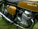 Honda CB 750 Four K1 - Road Test - Kultmotorrad