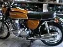 Honda CB 750 K1 Four - superschön restauriert - der erste Vierzylinder - Kultig!
