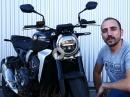 Honda CB1000R - Landstraßentest von Asphaltsüchtig