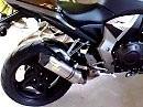 Honda CB1000R Leo Vince Exhaust