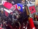 Honda CB1100 TR Konzept: Hommage an Marco Simoncelli