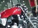 Honda CB1100F on Tokio Motorshow