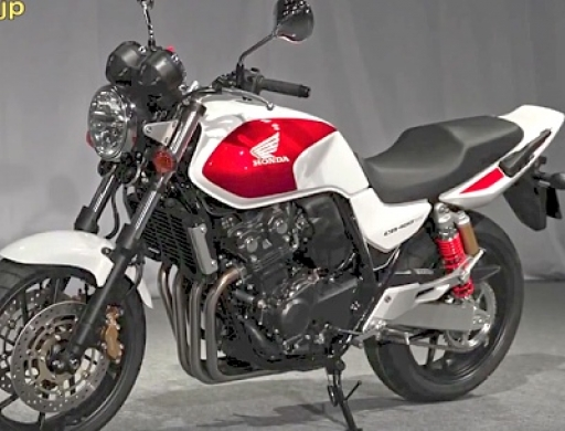 Honda CB400 Super Four 2014