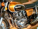 Honda CB500 (1974) Vierzylinder