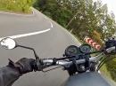 Honda CB500 auf der Hausstrecke spielen (L2012)