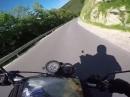 Honda CB500 Vollgas - Schaaf goes Berserk - Könner am Lenker