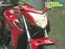 HONDA CB500F, CBR500R Fahrpräsentation vom Tourenfahrer - Impressionen