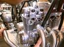 Honda CB550F (1975) Restauration / Neuaufbau - SchrauberPorn