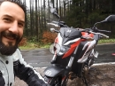 Honda CB650F, A2 Bike? - Testride Jens Kuck Motolifestyle