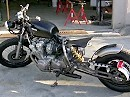 Honda CB750 1979 Bobber - Super schöner Umbau