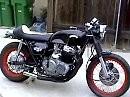Honda CB750 - bildschöner Cafe Racer Umbau