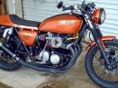 "Honda CB750 Bj.: 1978 - ""Urban Brawler"" Geiler Umbau von Bare Bone Rides"