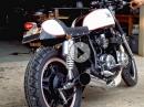 Honda CB750 Cafe Racer Bj. 1979 - Böse und voller Leben von BBR