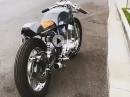 Honda CB750 Caferacer - Geiler Umbau, krasser Sound - TOP