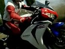 Honda CBR 1000 RR Fireblade 2009