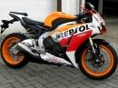 Honda CBR 1000RR Fireblade 2015 Marc Marquez Design Bikeporn Dynorun | PS-Treff