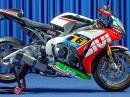 Honda CBR 1000RR FireBlade SP - LCR Edition Stefan Bradl