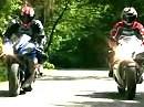 Honda CBR 600 vs Yamaha R6