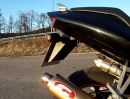 Honda CBR 600F Gualdi Silencers Endschalldämpfer