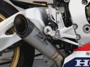 Honda CBR1000RR (2017) - SC-PROJECT S1 - schön laut ;-)