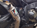 OFFEN - Honda CBR1000RR Austinracing GP2R - ohne alles