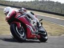 Honda CBR1000RR Fireblade - Zeit, die Kontrolle zu übernehmen