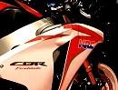 Honda CBR1000RR Fireblade 2011 auf der Eicma