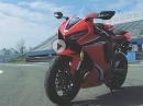 Honda CBR1000RR Fireblade SP MJ 2017 Bikeporn