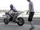 Honda CBR1000RR Fireblade Superbike-WM Test Phillip Island 2012