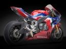 Honda CBR1000RR-R Fireblade SP mit SC-Project CR-T - Soundcheck