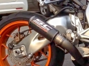 Honda CBR1000RR SC-Project CRT Auspuffanlage great