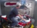 Honda CBR1000RR SP (2014) Leistungsprüfstand, Leistungsdiagramm