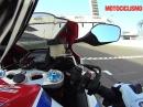 Honda CBR1000RR SP (2014) onboard Losail (Katar)