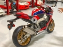 Honda CBR1000RR SP Fireblade MY17 - Details, First Look
