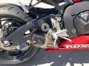 Honda CBR1000RR - Yoshimura Alpha T vs. Serie. Sound arg 'unanständig'