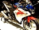 Honda CBR250R Babyblade vorgestellt auf der Eicma 2010