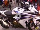 Honda CBR500R (2016) Debüt auf der AIMExpo Orlando