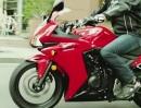 Honda CBR500R, Honda CB500X, Honda CB500 2013 Modelle Promo