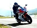 Honda CBR600F 2011 - sportliche Mittelklassemaschine
