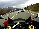Honda CBR600F first ride via MCN
