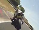 Honda CBR600RR onboard Lap Mugello (Italien)