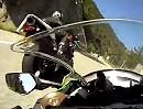 Honda CBR600RR vs. Kawasaki ZX-10R: Streetfight in Zypern