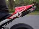 Honda CBR600RR. Yoshimura vs. Leo Vince vs. Toce - Soundvergleich