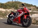 Honda CBR650R - A2-Motorrad vorgestellt von Jens Kuck Motolifestyle